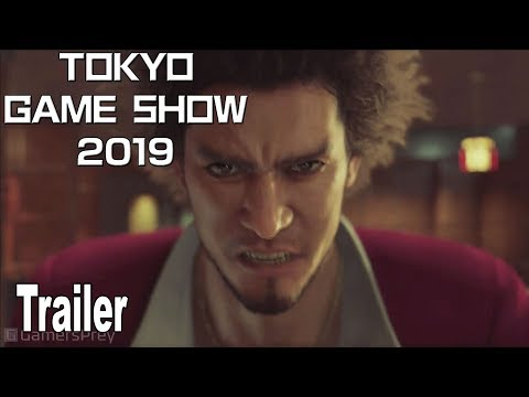 Yakuza: Like a Dragon - Story Trailer TGS 2019 [HD 1080P]