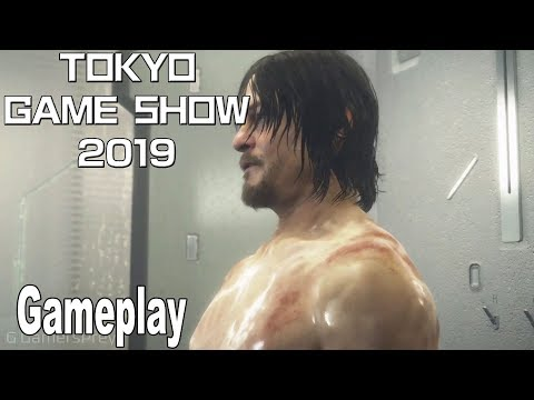 Death Stranding - Gameplay Demo TGS 2019 [HD 1080P]