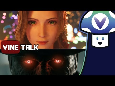 [Vinesauce] VineTalk - TGS 2019 Trailers (Final Fantasy 7 Remake, Resident Evil) & More!