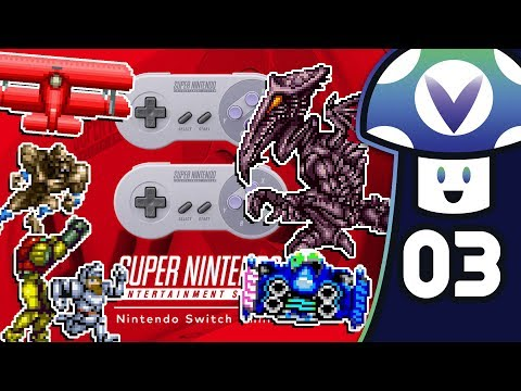 [Vinesauce] Vinny- Nintendo Switch Online: SNES Games (PART 3)