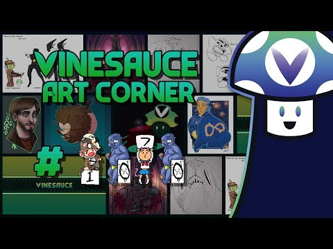 [Vinebooru] Vinny - Vinesauce Art Corner #1070