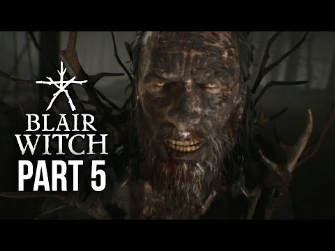 Blair Witch Gameplay Walkthrough Part 5 - PLEASE DON'T HURT BULLET