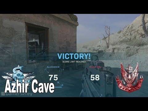 Call of Duty: Modern Warfare (2019) - Team Deathmatch on Azhir Cave Gameplay [4K 2160P/60FPS]