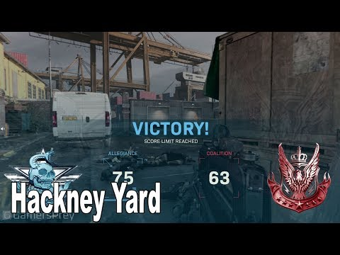 Call of Duty: Modern Warfare (2019) - Team Deathmatch on Hackney Yard Gameplay [4K 2160P/60FPS]