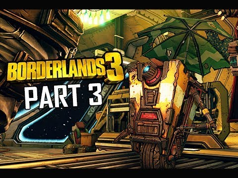 BORDERLANDS 3 Walkthrough Gameplay Part 3 - Antennae (Let's Play Commentary)