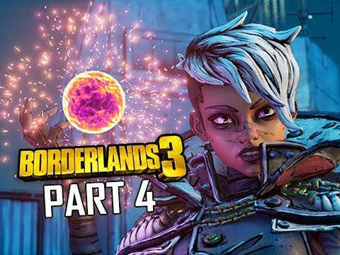 TYREEN VS LILITH - BORDERLANDS 3 Walkthrough Gameplay Part 4 (Let's Play Commentary)