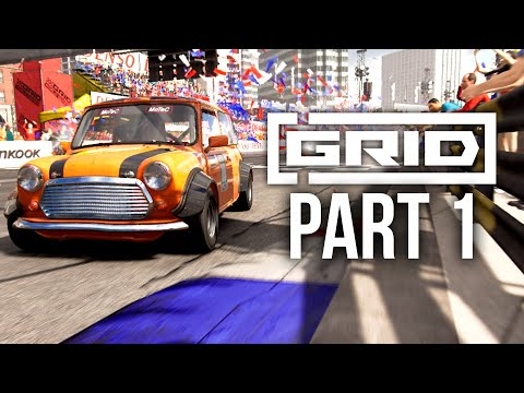 GRID 2019 Career Mode Gameplay Walkthrough Part 1 - EXCLUSIVE EARLY LOOK (World Series)