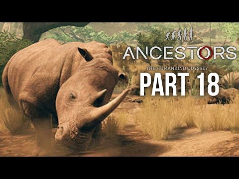 ANCESTORS THE HUMANKIND ODYSSEY Gameplay Walkthrough Part 18 - KING OF THE JUNGLE