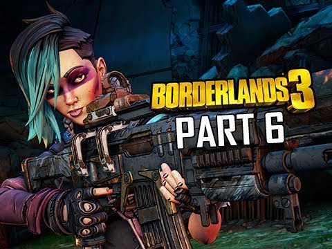 BORDERLANDS 3 Walkthrough Gameplay Part 6 - Lorelei (Let's Play Commentary)