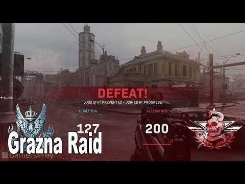 Call of Duty: Modern Warfare (2019) - Domination on Grazna Raid Gameplay [4K 2160P/60FPS]