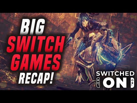 BIG Switch Games Of Month Recap! (Switched On Ep 5)