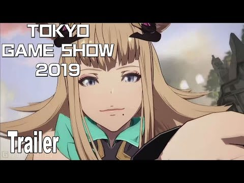 Granblue Fantasy Versus - TGS 2019 Trailer [HD 1080P]