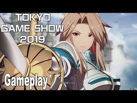 Granblue Fantasy Versus - Gameplay Demo TGS 2019 [HD 1080P]