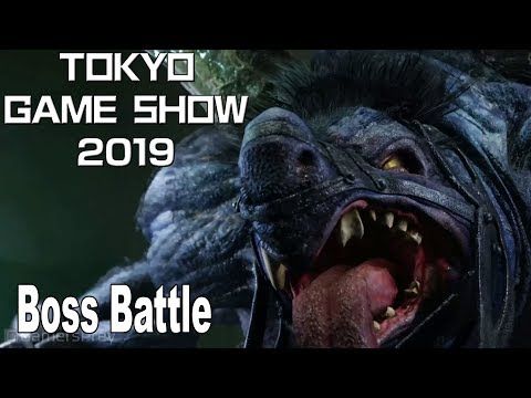 Final Fantasy VII Remake - Aps Boss Battle Gameplay Demo TGS 2019 [HD 1080P]