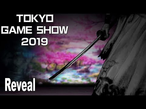 Katanakami - Reveal Trailer TGS 2019 [HD 1080P]