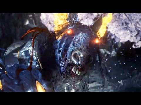 NIOH 2 - TGS 2019 NEW Gameplay Demo
