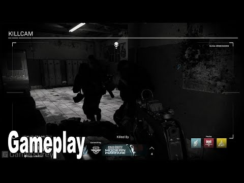 Call of Duty: Modern Warfare (2019) - Team Deathmatch on Gun Runner Gameplay [4K 2160P/60FPS]