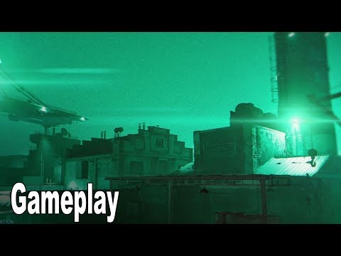 Call of Duty: Modern Warfare (2019) - Team Deathmatch on Hackney Yard (Night Vision) Gameplay [4K]