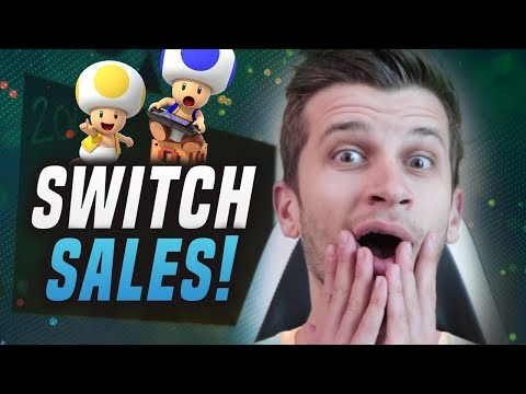 BEST NEW Switch Sales To Get Ready for Nintendo Switch Lite and Holiday Gaming!