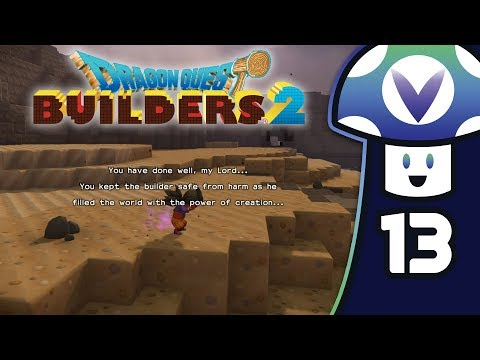 [Vinesauce] Vinny - Dragon Quest Builders 2 (PART 13)