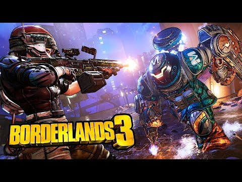 Borderlands 3 Gameplay Walkthrough, Part 2! (Borderlands 3 PC Live Gameplay)