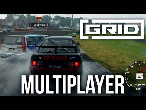 GRID 2019 MULTIPLAYER GAMEPLAY - Exclusive Early Look