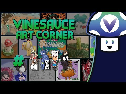 [Vinebooru] Vinny - Vinesauce Art Corner #1074