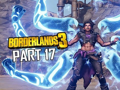 BORDERLANDS 3 Walkthrough Gameplay Part 17 - Opposition Research (Let's Play Commentary)
