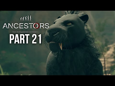 ANCESTORS THE HUMANKIND ODYSSEY Gameplay Walkthrough Part 21 - THAT DID NOT GO TO PLAN !!!
