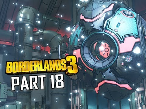 BOSS KATAGAWA BALL - BORDERLANDS 3 Walkthrough Gameplay Part 18 (Let's Play Commentary)