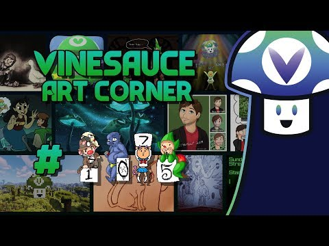 [Vinebooru] Vinny - Vinesauce Art Corner #1075