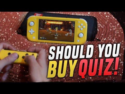 Nintendo Switch Lite: Should You Buy It QUIZ!