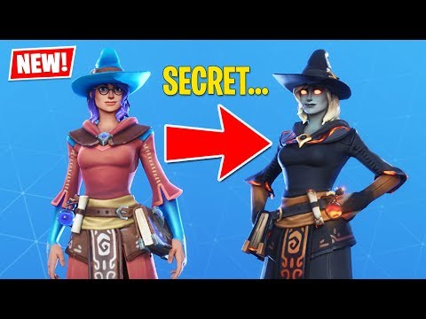 NEW SECRET UPDATE!! (Fortnite Battle Royale)