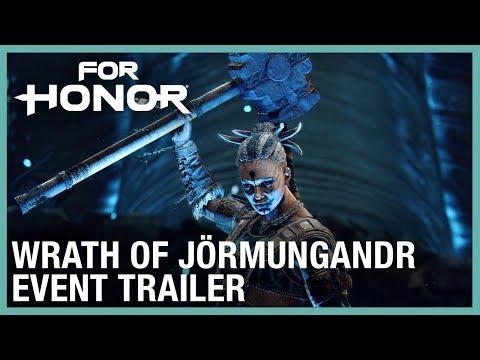For Honor Jormungandr Concept Art