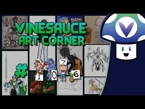 [Vinebooru] Vinny - Vinesauce Art Corner #1076