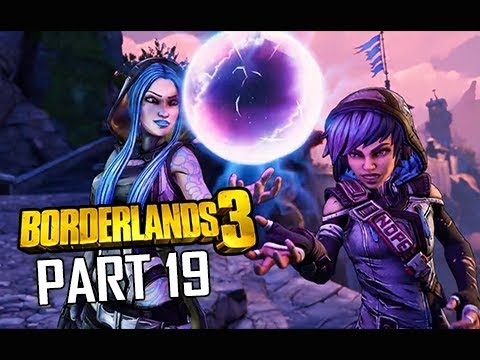 BORDERLANDS 3 Walkthrough Gameplay Part 19 - Invasion of Privacy (Let's Play Commentary)