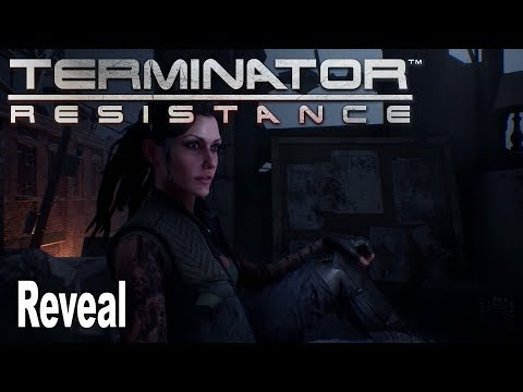 Terminator Resistance - Reveal Trailer [HD 1080P]