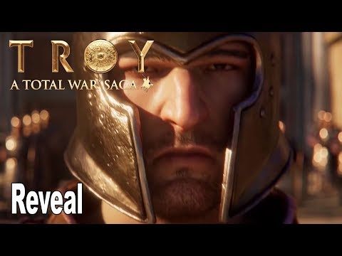 Total War Saga: Troy - Reveal Trailer [HD 1080P]