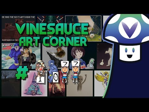 [Vinebooru] Vinny - Vinesauce Art Corner #1077