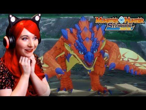 The Power Of Bonds - Monster Hunter Stories Ride On Episode 1 Reaction Video