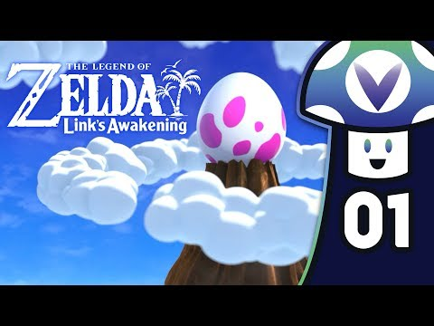 [Vinesauce] Vinny - The Legend of Zelda: Link's Awakening (PART 1)