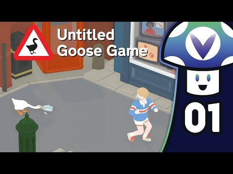[Vinesauce] Vinny - Untitled Goose Game (PART 1)