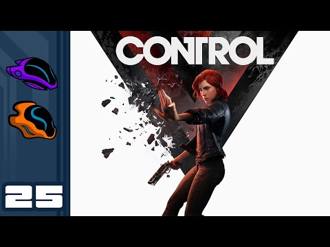 Let's Play Control - PC Gameplay Part 25 - This Ain't Finland...