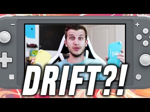 The BIG Problem With Switch Lite...Switch Lite Drift?!