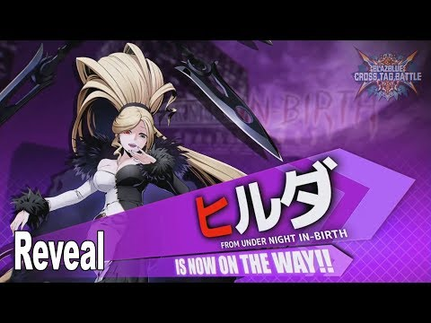 BlazBlue: Cross Tag Battle - Full Roster 2.0 Reveal Trailer [HD 1080P]