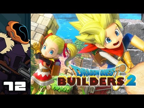 Let's Play Dragon Quest Builders 2 - PS4 Gameplay Part 72 - Unacceptable Losses