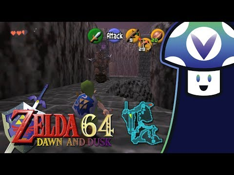[Vinesauce] Vinny -  Zelda 64: Dawn & Dusk