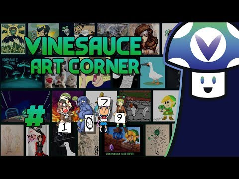 [Vinebooru] Vinny - Vinesauce Art Corner #1079