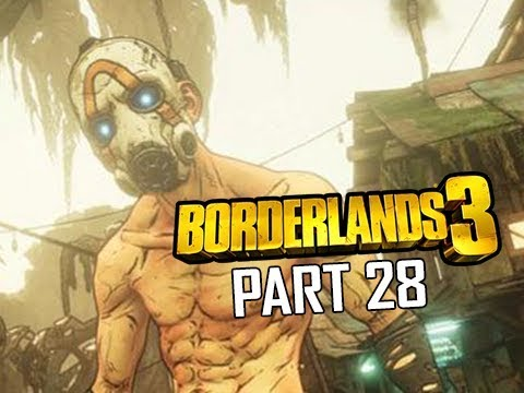 BORDERLANDS 3 Walkthrough Gameplay Part 28 (Let's Play Commentary)