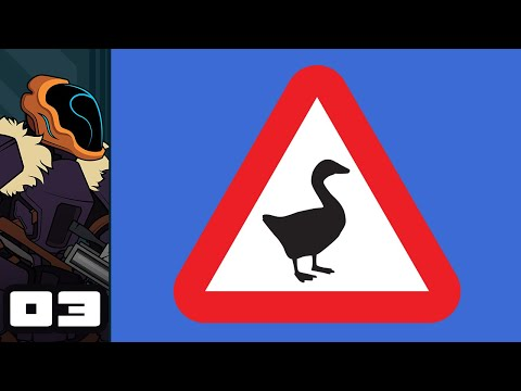 Let's Play Untitled Goose Game - PC Gameplay Part 3 - Agent Of Strife